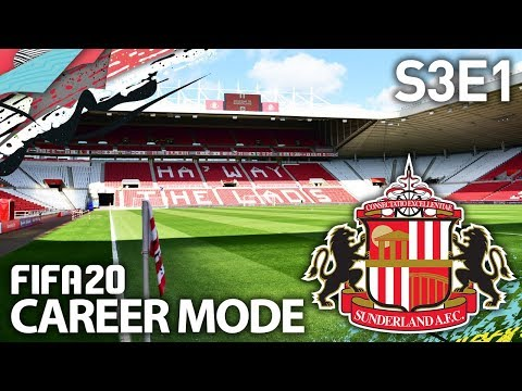 WE ARE IN THE PREMIER LEAGUE! | SUNDERLAND RTG CAREER MODE S3E1!