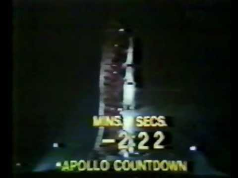 Apollo 17 Launch - CSM Onboard Audio