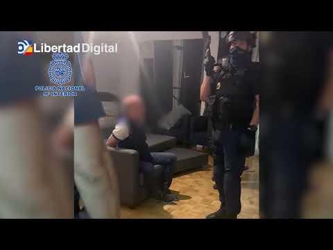 Detenido en España