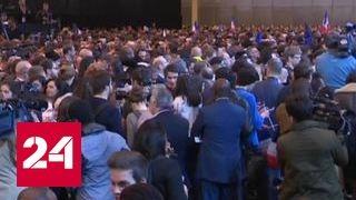 Франция определила фаворитов президентской гонки