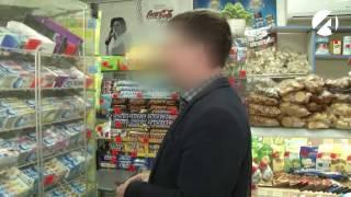 В Астрахани накрыли магазин с алкогольной продукцией