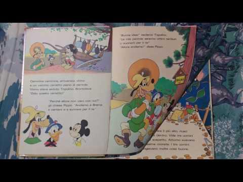 I Musicanti di Brema (disney) - AudioLibri letti coi bambini
