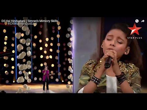Dil Hai Hindustani | Simran's Mimicry Skills