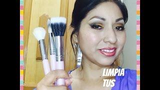 Como Lavar, Secar y Proteger tus brochas de Maquillaje - malir15 Thumbnail