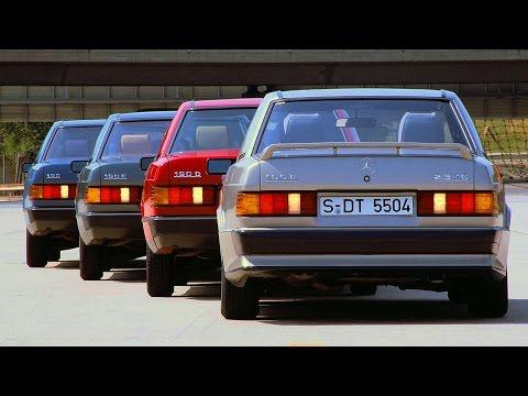 Mercedes-Benz 190 w201 1986 Modelllinie