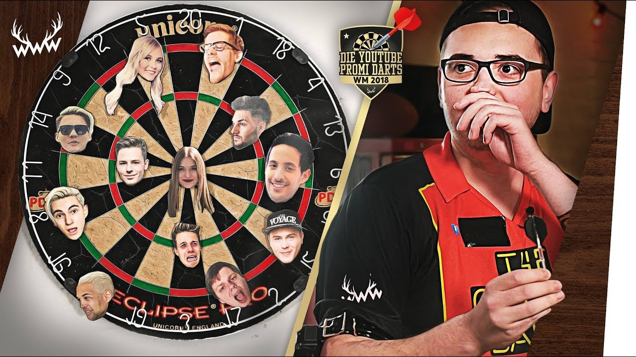 die youtube promi darts wm 2018 mit marcelscorpion youtube. Black Bedroom Furniture Sets. Home Design Ideas