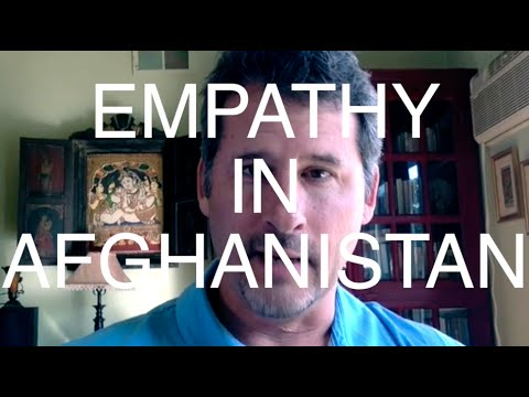 Empathy in Afghanistan - John Kinyon Interview