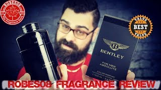Bentley for Men Absolute by Bentley (2014) | Fragrance Review