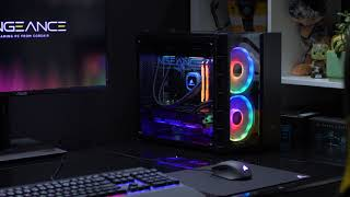 CORSAIR VENGEANCE Gaming PC - Step Up Your Game