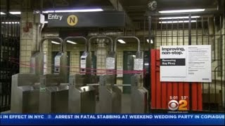 Manhattan-Bound Service Returns To Several N Stations