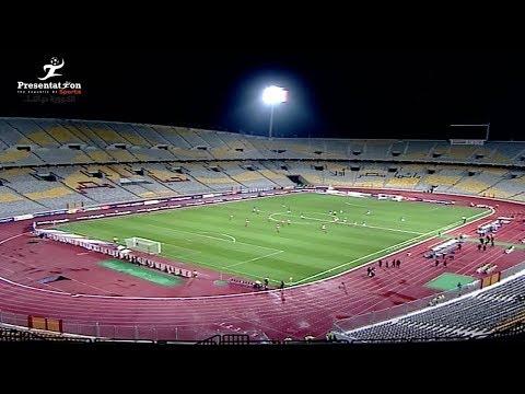 مباراة الأهلي vs المصري | 2 - 0 الجولة الـ 28 الدوري المصري 2017 - 2018 ( مباراة كاملة )