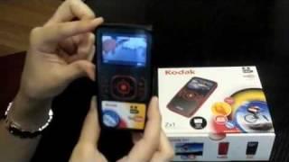 Claverol TV Kodak Zx1 Review & Unboxing