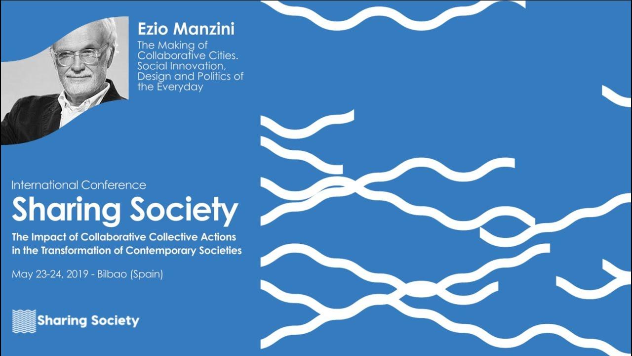 Ezio Manzini The Making Of Collaborative Cities Social Innovation Youtube