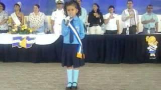 Oracion a la bandera Salvadoreña
