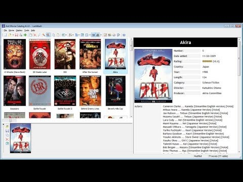 Ant Movie Catalog thumbnail 1