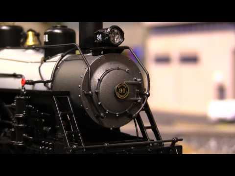 Lionel 3-Rail O-Scale Heisler Locomotive