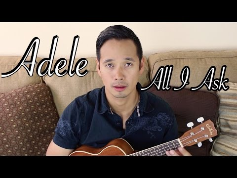 Adele Uke Cover
