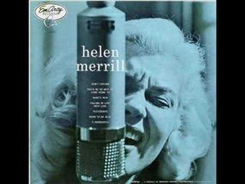 Helen Merrill - Don't Explain Mp3