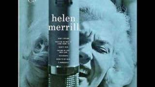 Helen Merrill - Don