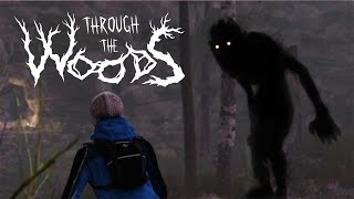 Through The Woods - Norse Horror Game, Full Playthrough