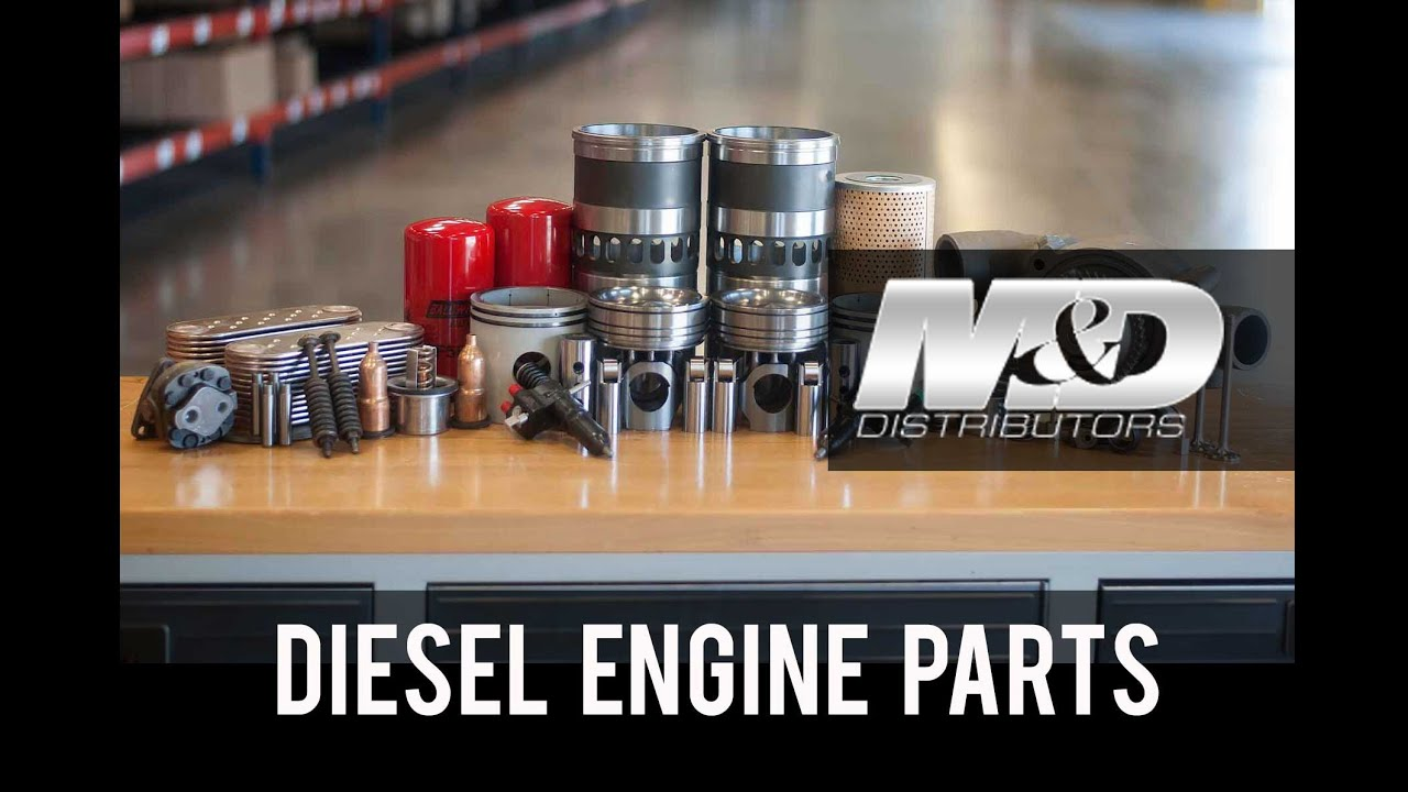 Diesel Engine Replacement, Performance & Remanufactured Parts