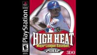 High heat baseball 2002  spy-31 seconds