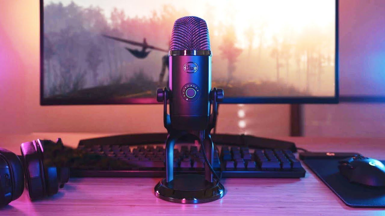 Video Game Streaming Equipment Checklist: Microphone