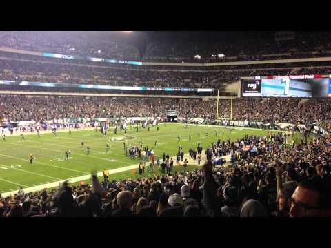 Fly Eagles Fly at Lincoln Financial Field