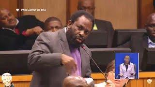 """Download Video FUNNY - Willie """"HONG HONG"""" Madisha vs Jacob Zuma MP3 3GP MP4"""