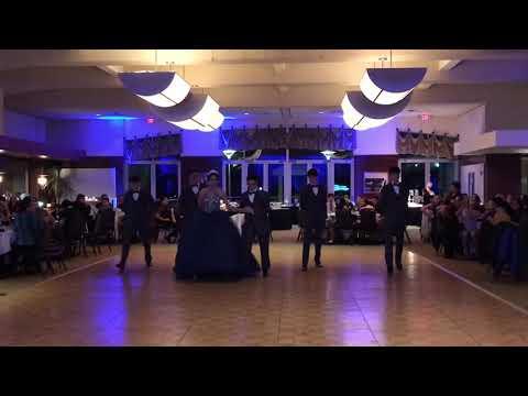 """Bianca Mojica's Quinceañera - Waltz """"Tightrope"""""""