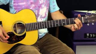 Brantley Gilbert - One Hell of an Amen - Acoustic Guitar Lesson - EASY Chords