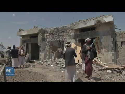 At least 35 killed in Saudi-led airstrike on Yemen hotel