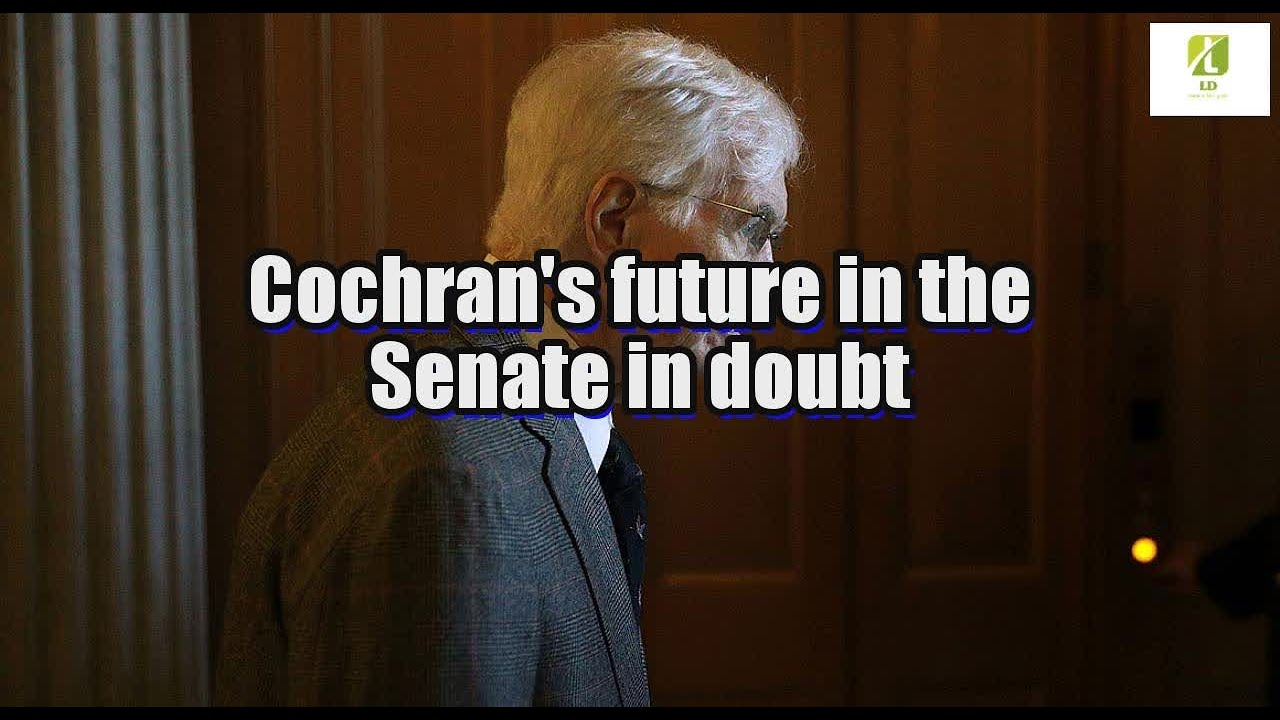 Thad Cochran to Resign From Senate, Shaking Up Mississippi Politics