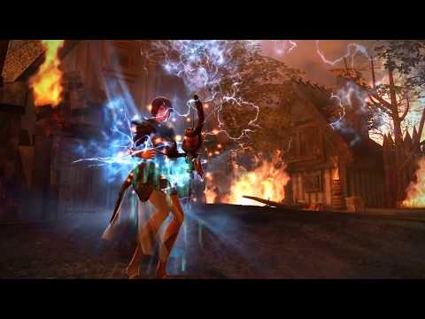 Vindictus Game Play ep 26 Colhen in flames!?