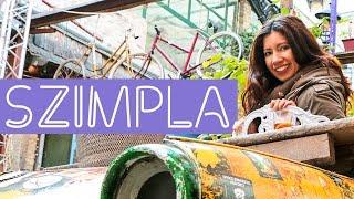 THE BEST BUDAPEST RUIN PUB: SZIMPLA