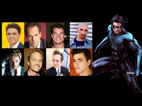 Comparing The Voices  Nightwing