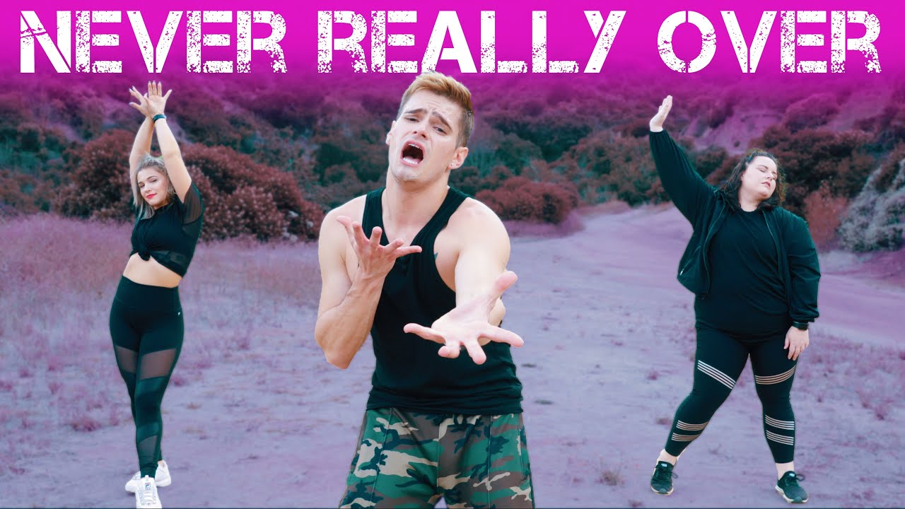Never Really Over - Katy Perry | Caleb Marshall | Dance Workout
