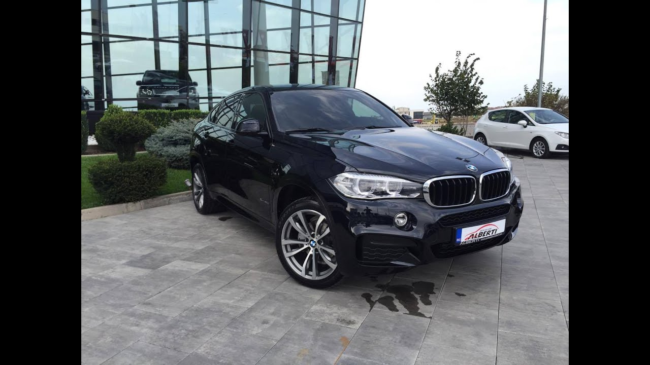 bmw x6 30d m sport 2017 start up review in depth interior exterior funnycat tv. Black Bedroom Furniture Sets. Home Design Ideas