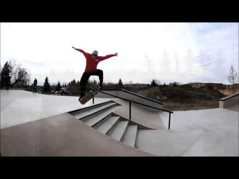 Huntington Hills Skatepark March1- 2016