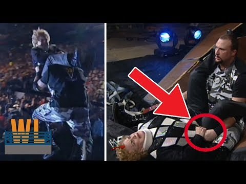 10 WWE Wrestling Secrets Revealed & Exposed Caught on camera! Things WWE doesn't want you to know
