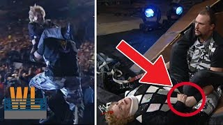 This Hand Signal Can Save a Wrestler From Being Seriously Injured! WWE Secrets You Didn't Know thumbnail