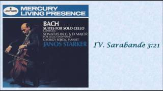 BACH: Suite for Solo Cello No. 1 in G major BWV 1007