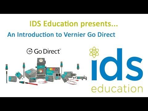 IDS Education: Presents Vernier Go Direct