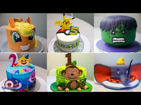 Kids Birthday Cake Compilation