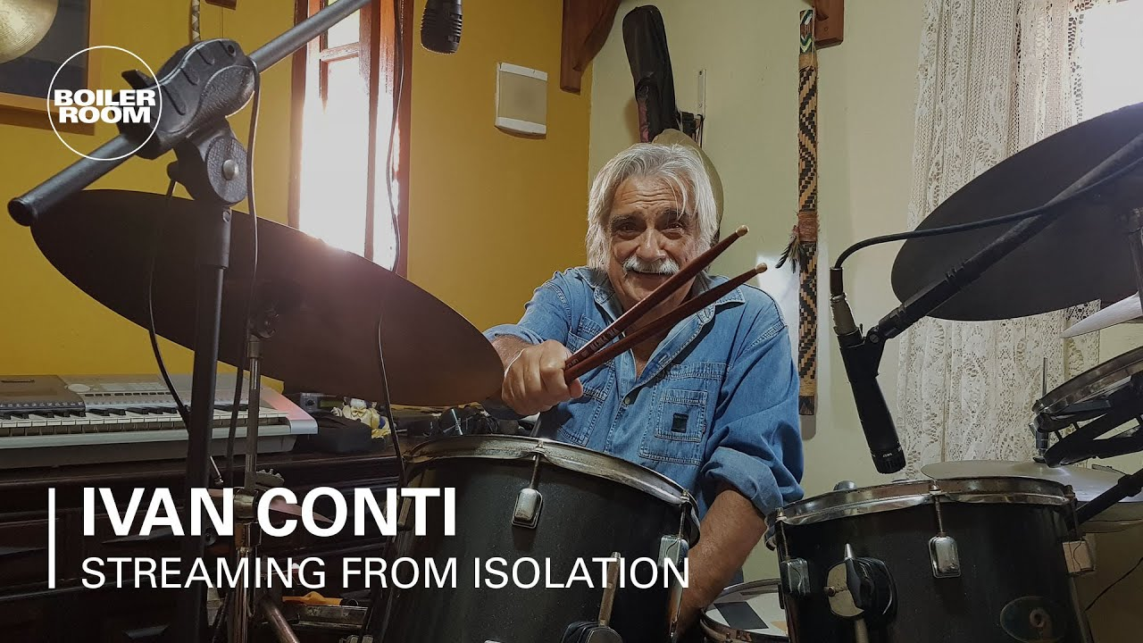 Ivan Conti | Boiler Room: Streaming From Isolation with Night Dreamer & Worldwide FM