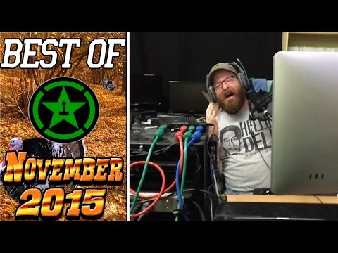 Best of... Achievement Hunter November 2015