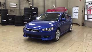 2009 Mitsubishi Lancer GT Review