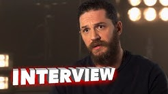 "Mad Max: Fury Road: Tom Hardy ""Max Rockatansky"" Behind the Scenes Interview"