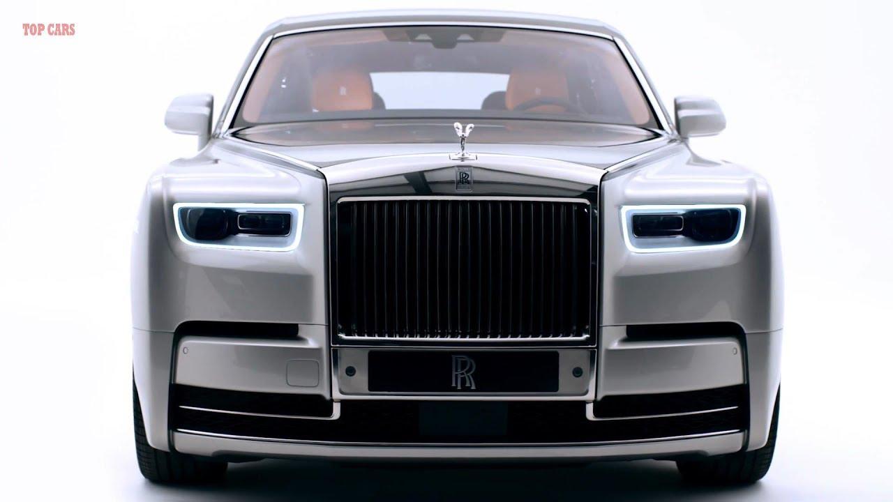 2018 Rolls Royce Phantom Viii Wolrd Premiere Interior Exterior Youtube