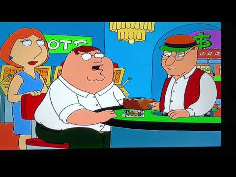 Hit Me (Peter plays Blackjack)